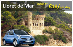 Lloret de Mar Car Rental